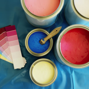 decorating your new home with colours